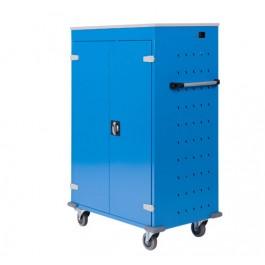 Laptopkar 20 vaks (blauw/blauw)