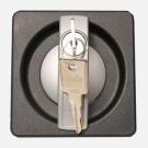 Ronisslot met 2 sleutels voor laptopkar
